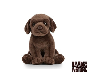 Living Nature Chocolate Labrador Puppy