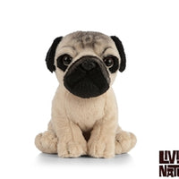 Living Nature Pug Puppy