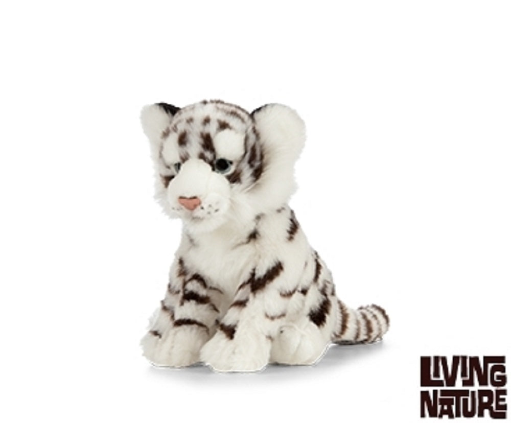 Living Nature White Tiger Cub