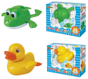 Wind Up Bath Frog / Duck