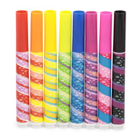 8 Pack Sweet Shop Scented Marker Pens