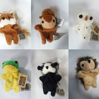 Living Nature Wildlife Finger Puppets