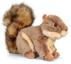 Animigos World of Nature 23cm Grey Squirrel