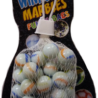 Bag Of 25pc Marbles