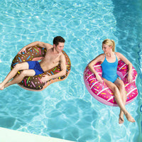 Inflatable Donut Swim Ring