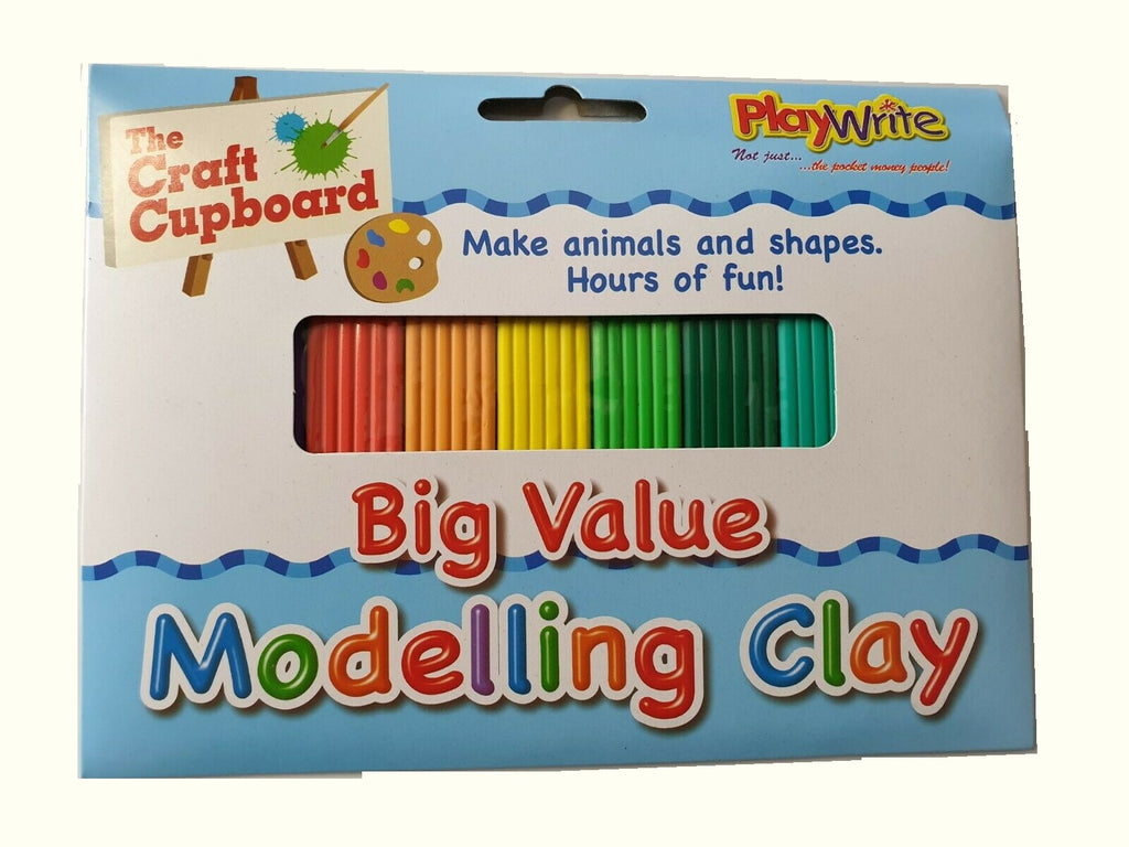 Big Value Modelling Clay Large 20cm x 15cm