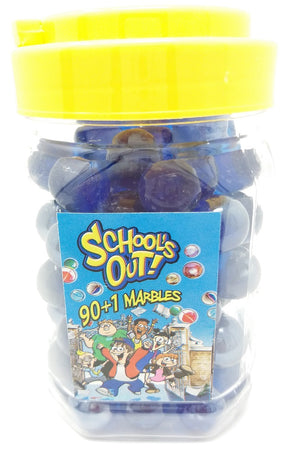 Schools Out 90 + 1 Marbles
