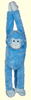 Ravensden Blue Hanging Monkey 80cm Adjustable Arms