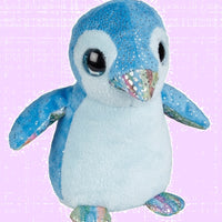 Ravensden Plush Blue Penguin 16cm