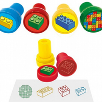Playwrite Brick Ink Stampers 2.5 cm