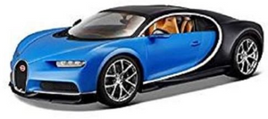 MAISTO 1:24 Scale Bugatti Chiron Highly Detailed Die Cast Model