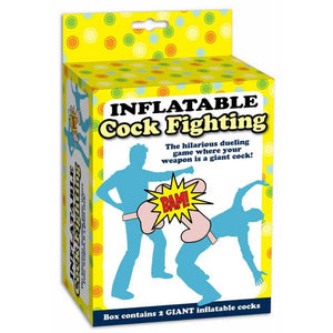 Inflatable Cock Fighting Game
