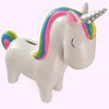 Ceramic Large Unicorn Money Box