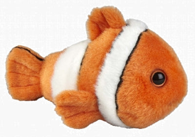 Ravensden Plush Clown Fish 15cm