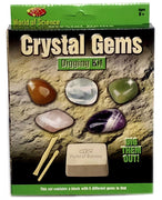 Crystal Gems Digging Kit