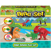 Dinosaur Dough Play Set