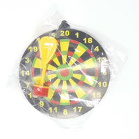 10.5cm Dartboard with Stick Dart