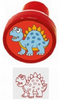 Playwrite Dinosaur Ink Stampers 2.5 cm