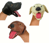 Dog Hand Puppets 3 assorted colours available