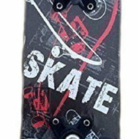 43cm Double Kick Skateboard