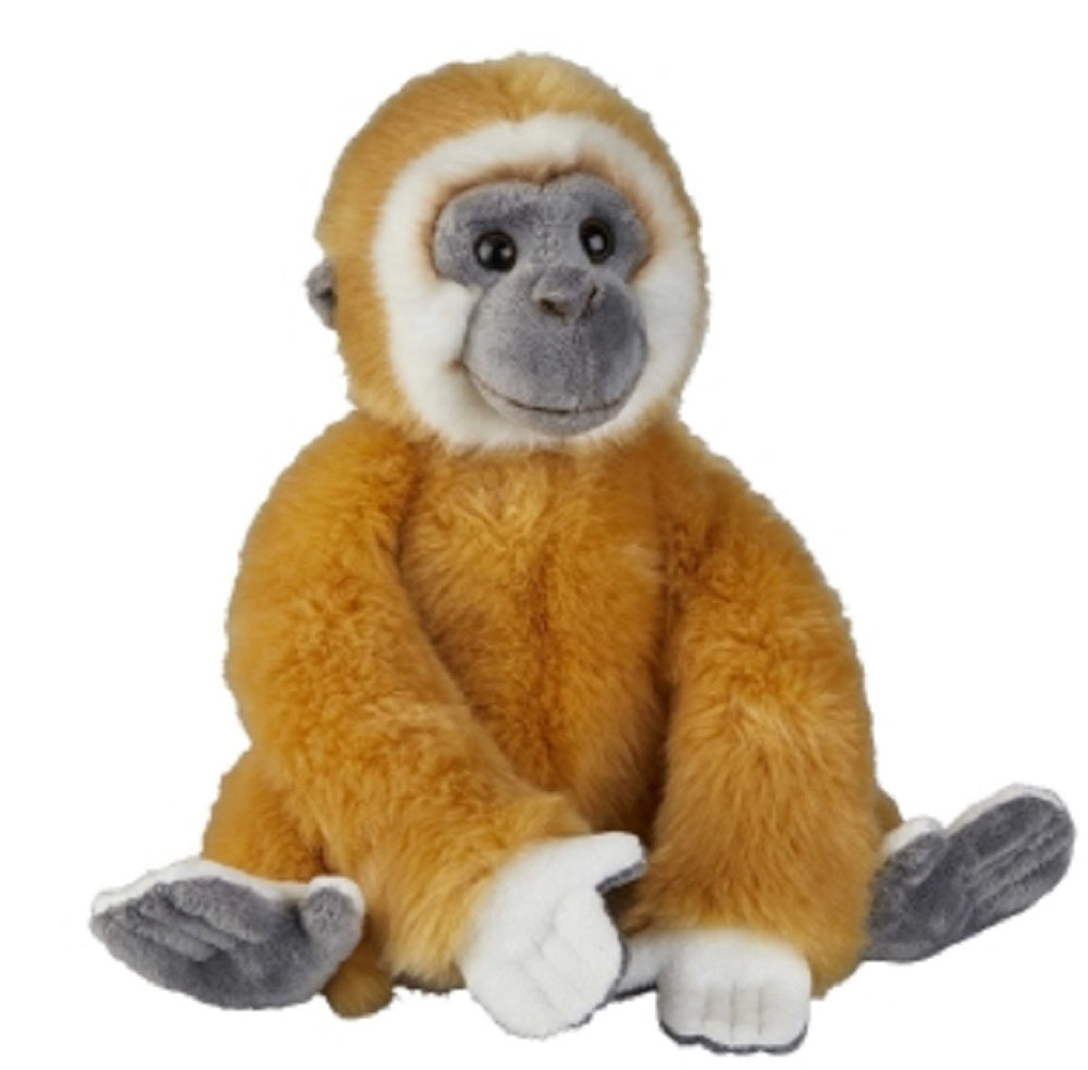Ravensden Soft Toy Gibbon Sitting 28cm