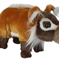 Ravensden Soft Toy Red River Hog Standing