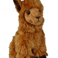 Ravensden Soft Toy Alpaca Sitting 18cm