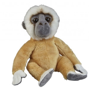 Ravensden Soft Toy Gibbon sitting 18cm