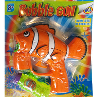 Fish Bubble Blower Gun