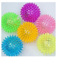 Flashing Spike Ball 6.5 cm