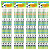 Football 6pc Pencil Set