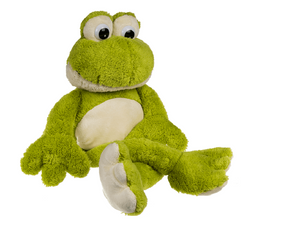 Plush Frog With Long Arms And Legs