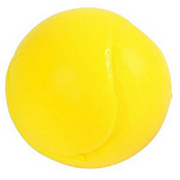 HTI Fun Sport Soft Ball 70mm Tennis Ball 3 Pack