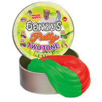 Genius Putty Two Toned Neon