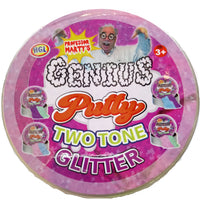 Genius Putty Two Toned Glitter