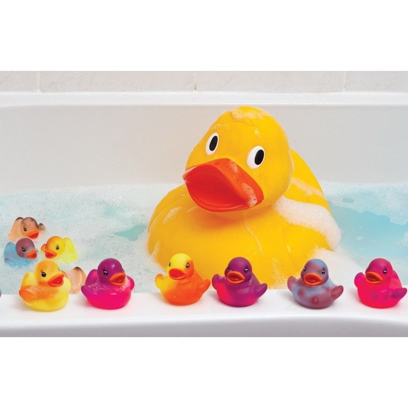 Giant 32cm Yellow Rubber Duck