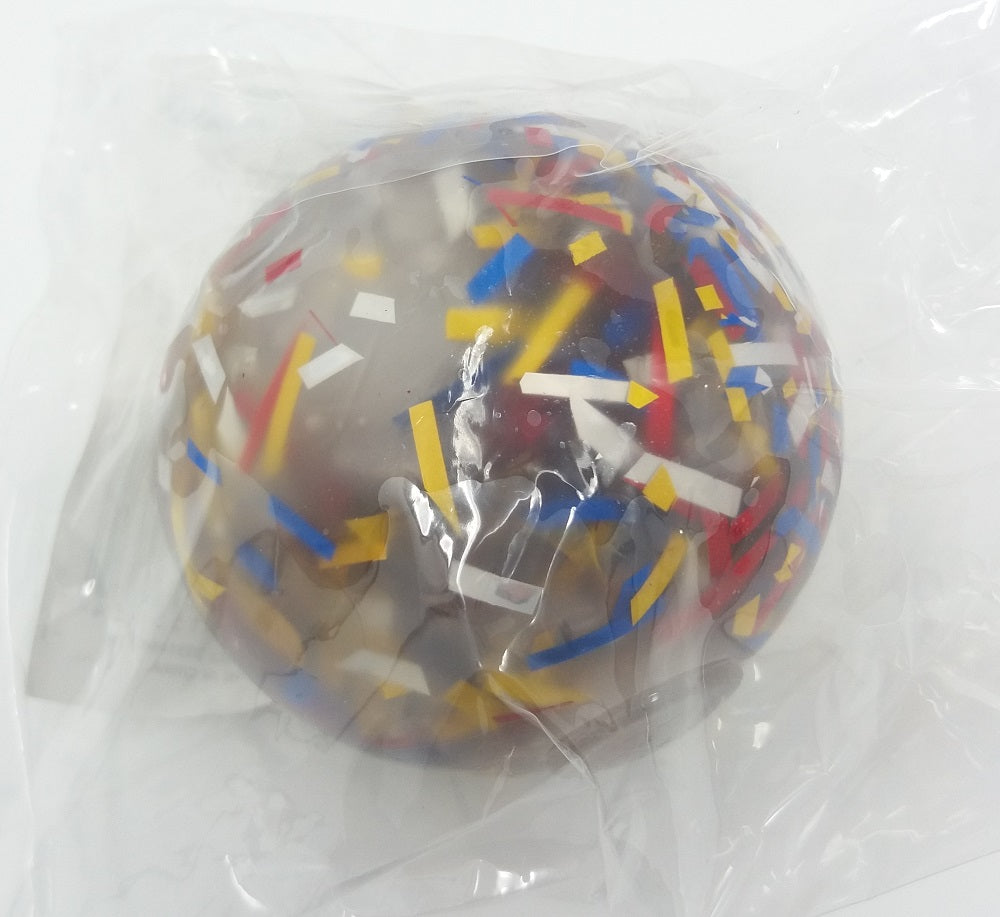 Flash Squeeze Confetti Ball