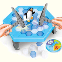 Penguin Ice Pick Game
