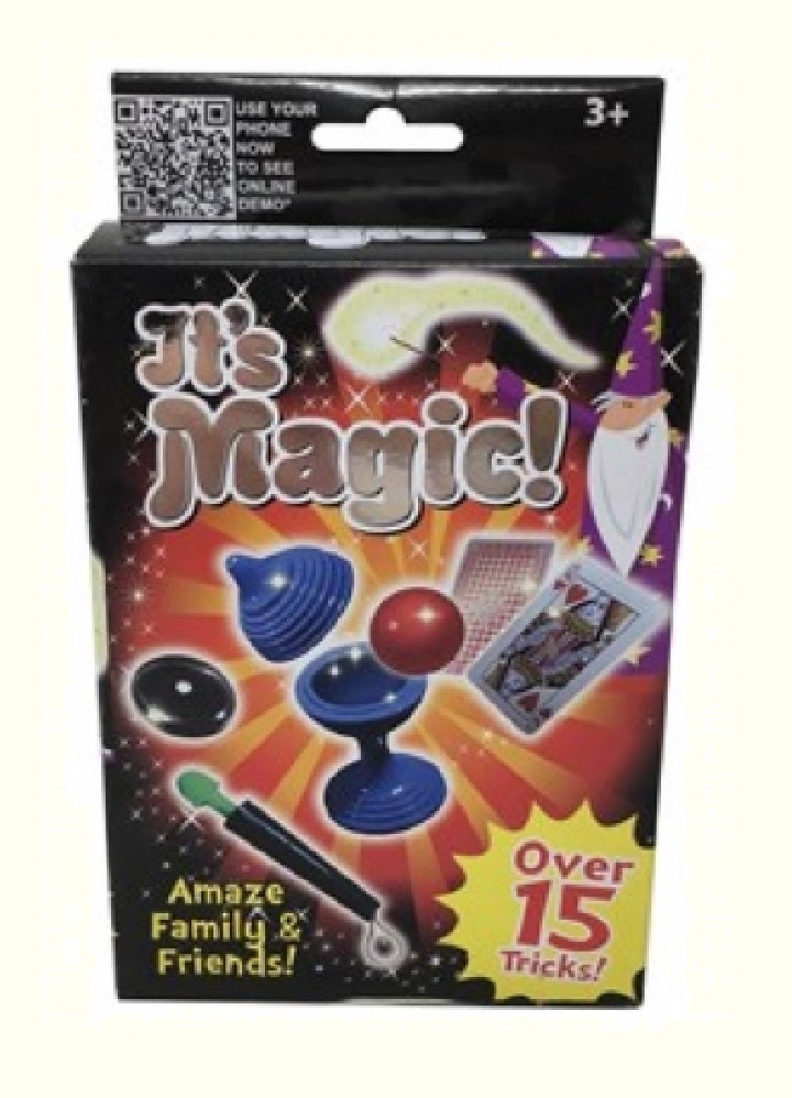 Its Magic 15 Tricks Set