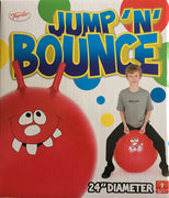 Jump 'N' Bounce Kids Space Hopper