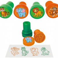 Playwrite Jungle Ink Stampers 2.5 cm