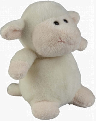 Ravensden Plush Lamb Sitting 11cm