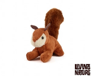 Living Nature Mini Buddies Squirrel