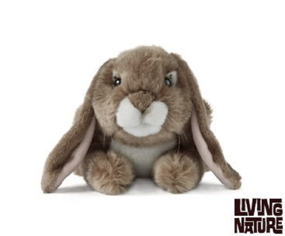 Living Nature Lop Eared Rabbits