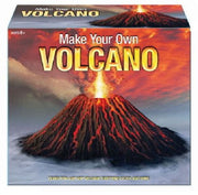 Make Your Own Volcano In Printed Box