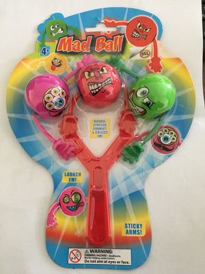 Mad Ball Launcher