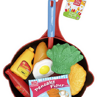 HTI My Play House Cooking Play Set