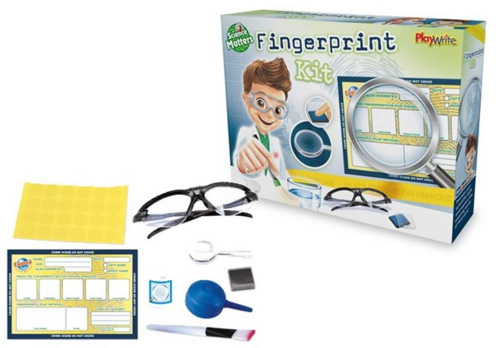 Science Matters Fingerprint Kit