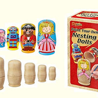 PYO Set of 5 Nesting Dolls