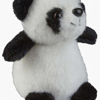 Ravensden Small Plush Panda Sitting 12cm